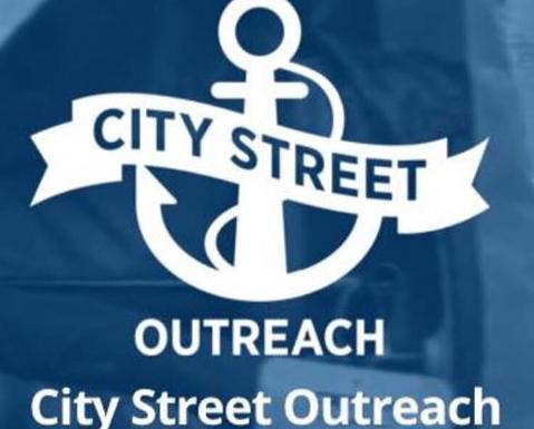Toronto city street outreach logo