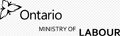 Ontario Ministry of Labour – Occupational Health and Safety Branch
