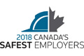 Canada Safest Employer logo