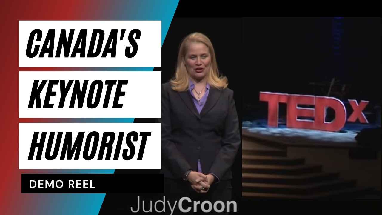 Judy Croon Demo Reel