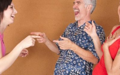 The Incredible Benefits of Laughter Yoga